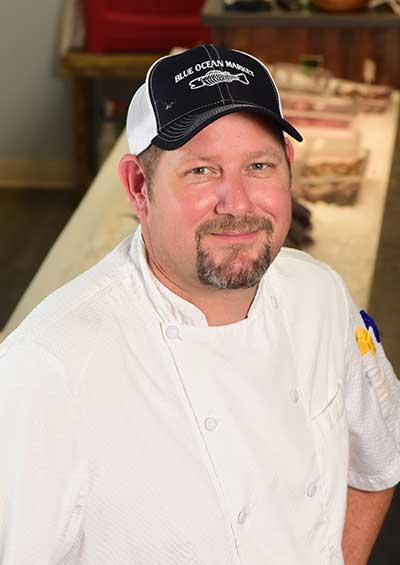 Chef Tony Garnett