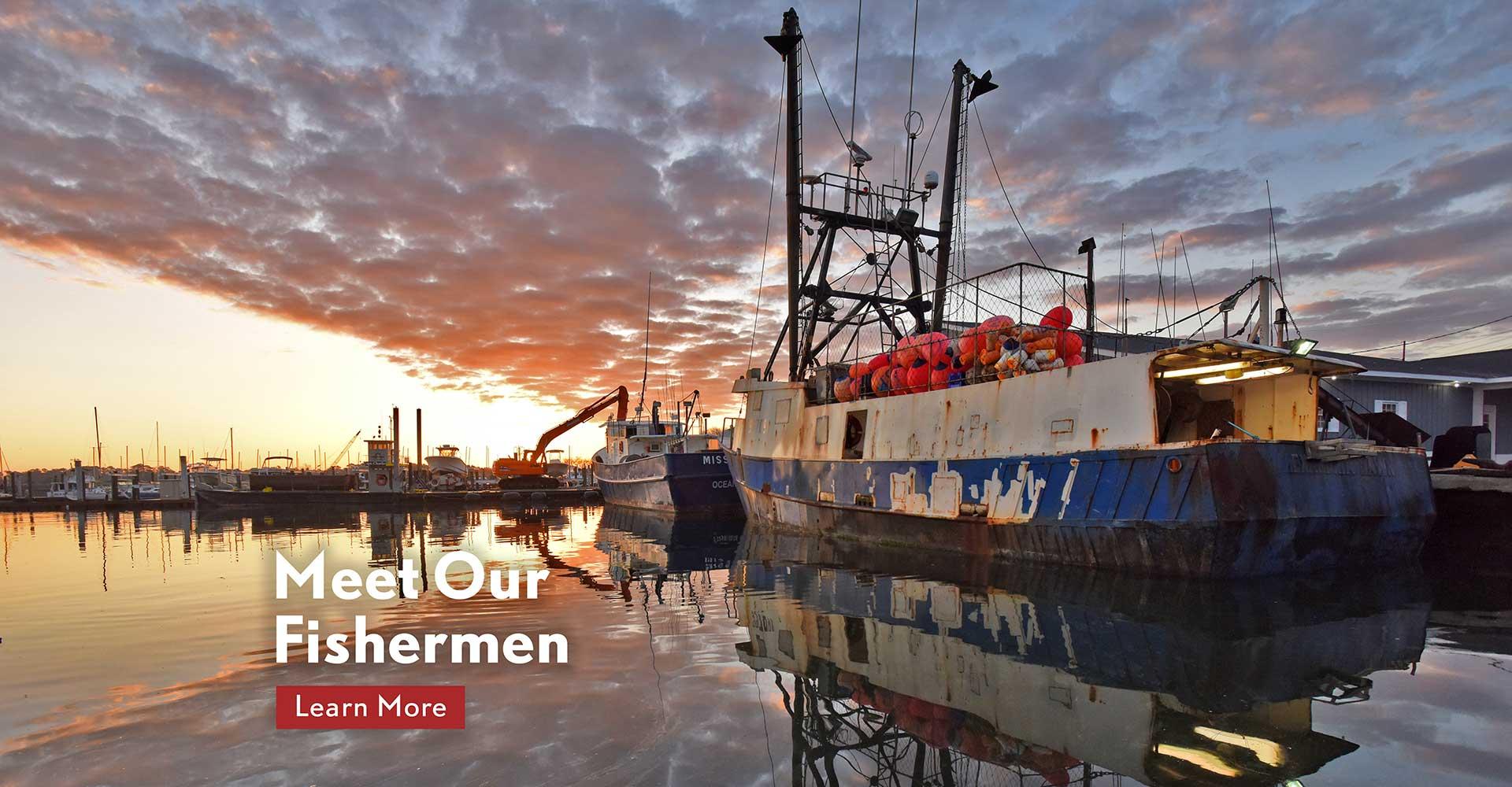 Blue Ocean Fishermen