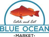Fresh seafood Blue Ocean Market
