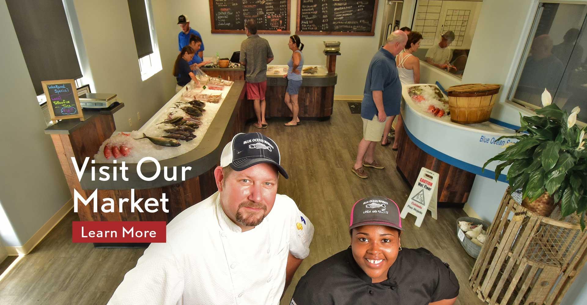 Visit our market