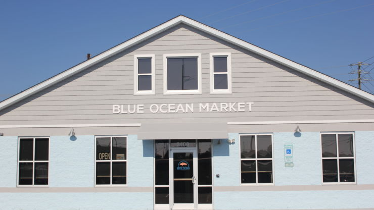 Big Changes at Blue Ocean Market!