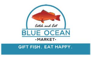 Blue Ocean Market Gift Card